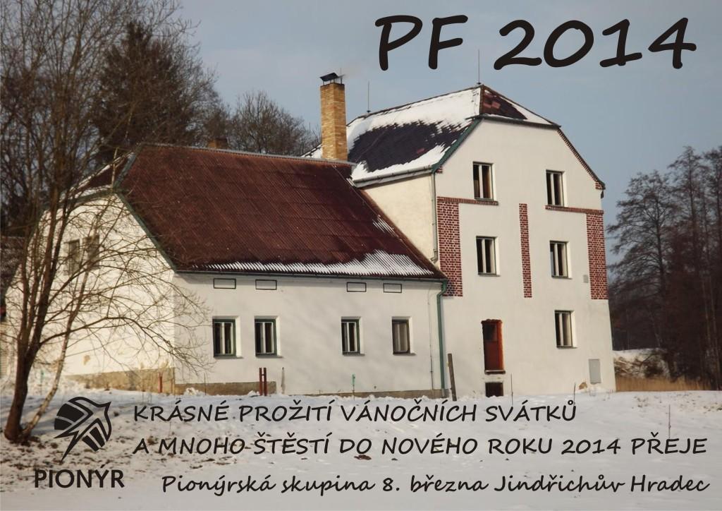 PF 2014 Klepák.